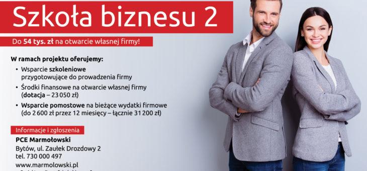 """Projekt """"Szkoła biznesu""""2"""